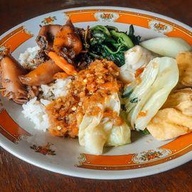 Halal Breakfast with Distinctive Balinese Taste