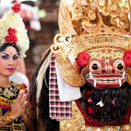 Variety of Balinese Languages to Give Greetings