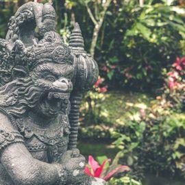 The Heroic Story of the Brave White Ape, Hanuman