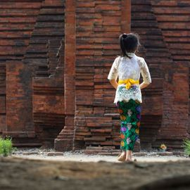 The Captivating of Majapahit Temple in Jembrana