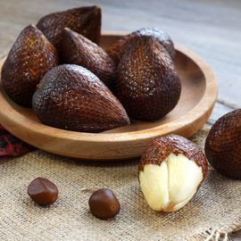 Souvenir Ideas: The Sweetness of Balinese Special Salak