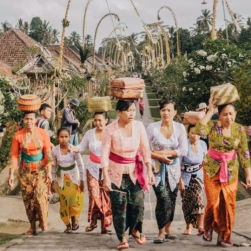 Recognize 5 Types of Balinese Fabrics that Closed to the Tradition
