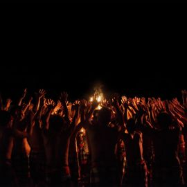 Kecak Rina Dance: The Expression Released Through Motion and Vocal Variations