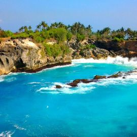 The Exoticism of Candikusuma Beach in the West Part of Bali