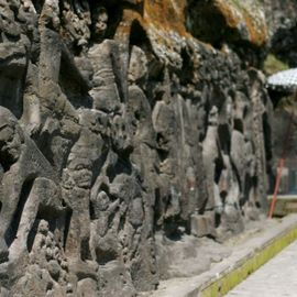 Yeh Pulu: Ancient Relief, Full of History in Gianyar