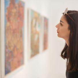 Enjoying Artworks from 7 Galleries in Gianyar