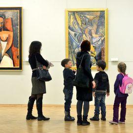 Admiring the Distinctive Art Works at the Batuan Museum of Art