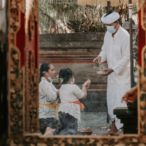 Knowing the Meaning of Knowledge Commemorated at the Banyu Pinaruh Ceremony