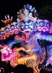 Ogoh-ogoh Parade is Banned This Year Due to Covid-19 Pandemic