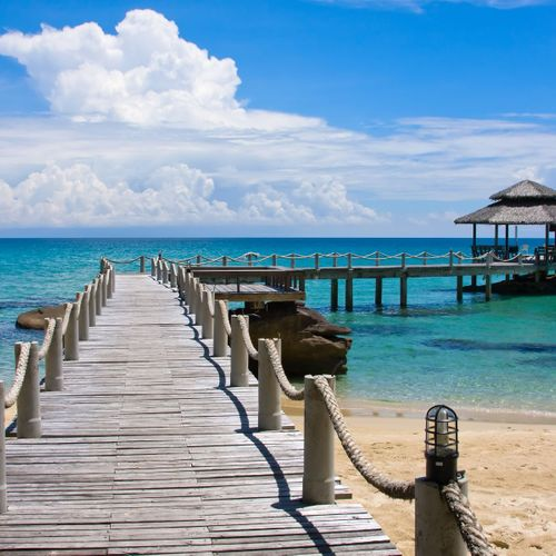 Romantic Nuances in Kayu Putih Beach, Canggu