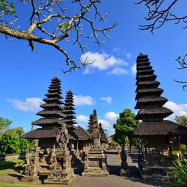 Taman Ayun Temple, a Historic Sacred Place with Beautiful Architecture
