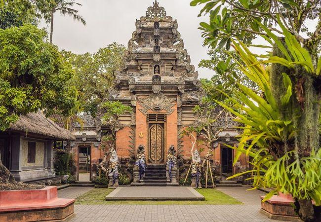 Visitbali - Puri Saren Agung, Ubud Historical Heritage